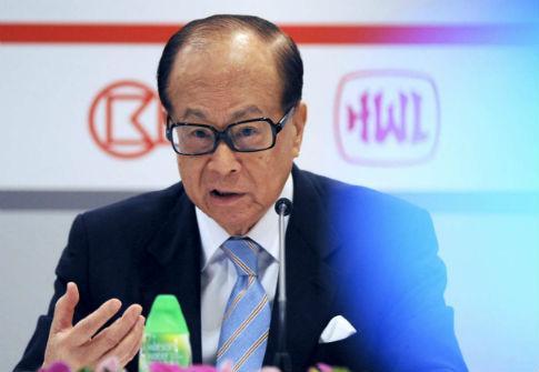 李嘉誠父子再斥資約2463萬港元增持長實(01113-HK)股份