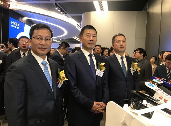 【盈喜】飛鶴(06186-HK)料中期收入大增 午後股價上漲5.69%