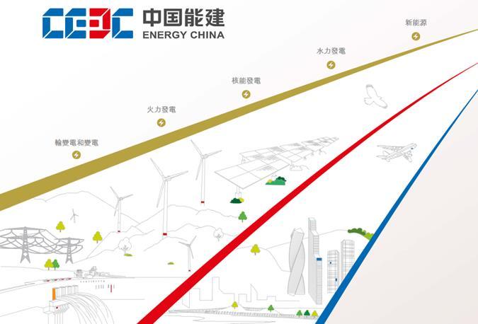 中國能源建設(03996-HK)附屬簽訂陝西煤電一體化項目電廠三期擴建工程EPC合同