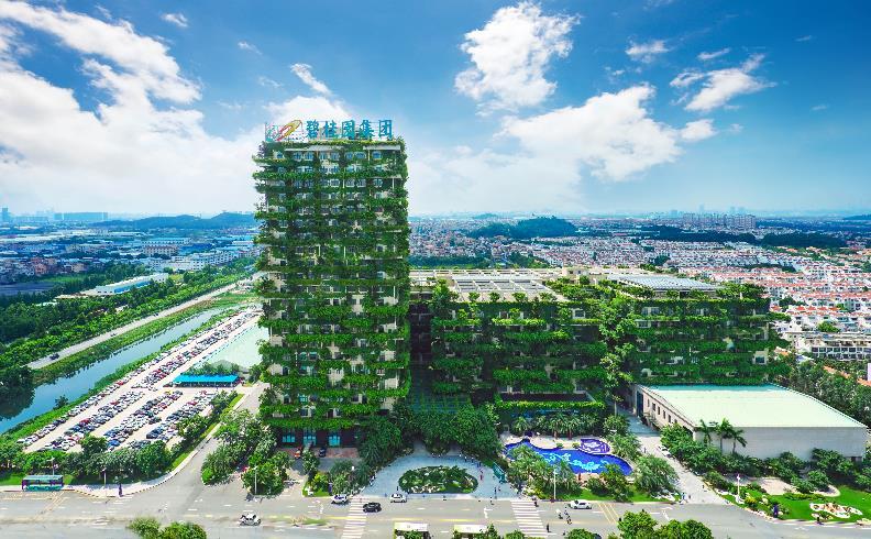碧桂園(02007-HK)2月實現權益合同銷售金額約465.5億同比增122.52%