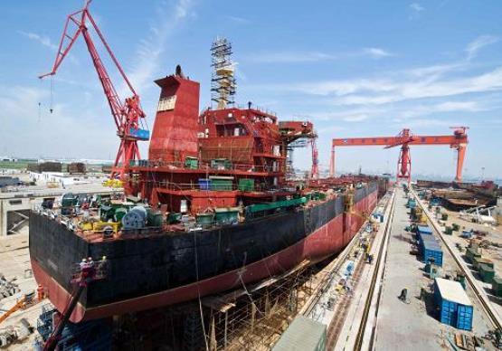【異動股】船舶制造板塊下挫,中船防務(600685-CN)跌9.76%