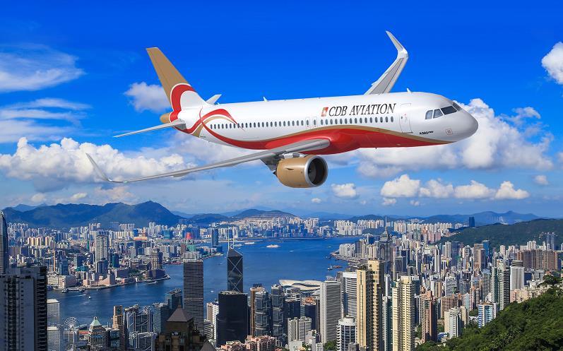 國銀租賃(01606.HK)出售兩架飛機