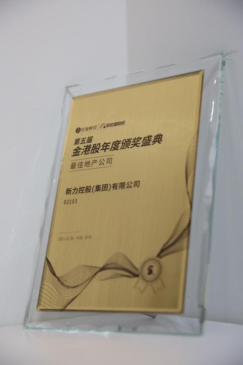 新力控股(02103-HK)發行於2022年到期的2.5億美元8.50厘優先票據