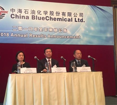 【現場直擊】確認2016年是業績拐點,中海石油化學向上空間值得商榷