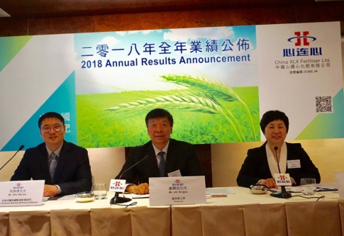 【現場直擊】中國心連心化肥:尿素企業中做復合肥最好的企業