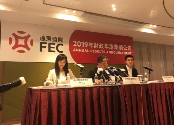 【現場直擊】遠東發展(00035-HK):對香港持謹慎態度 項目回報率達雙位數才考慮