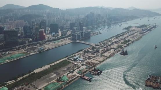 高銀金融潘蘇通:冀私人名義再投標啟德商用地皮 對香港地產抱信心