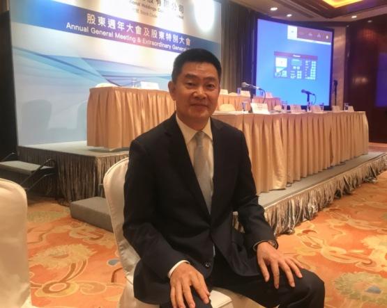 【現場直擊】交銀國際:香港金融市場穩定,公司將充當更多新股的保薦人