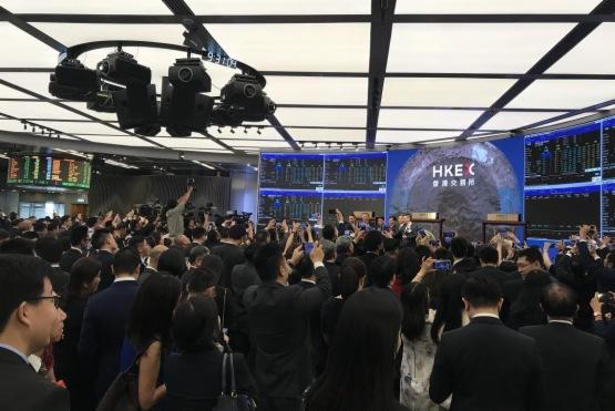 【IPO追蹤】6只新股掛牌 3只新股曾漲幅逾25%