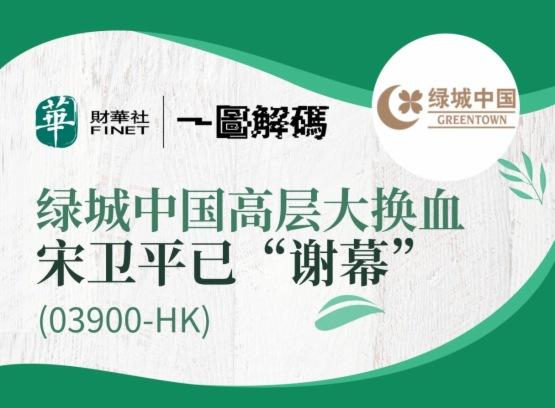 一圖解碼:綠城中國高層大換血 宋衛平已「謝幕」