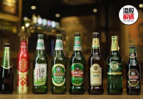 淨利增長25%,股價就漲停,青島啤酒有什麽「魔力」?