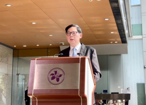陳德霖: 美聯儲對短期利率走勢也存在分歧