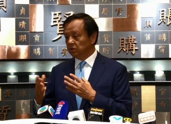 【現場直擊】港交所鼠年第一鑼敲響  李小加:疫情下的香港市場韌性很強