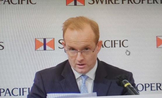 【會議直擊】太古公司: 香港仍能維持國際金融及商業中心優勢