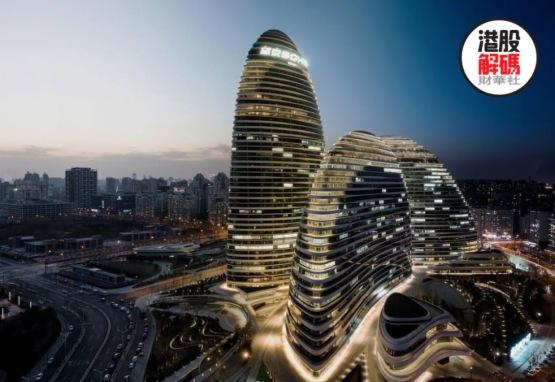 SOHO中國的竹槓能敲嗎?