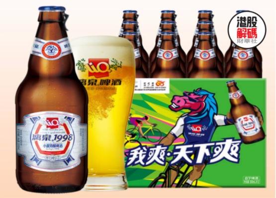 燕京啤酒的一季度:銷量下降近50%,由盈轉虧至2.46億
