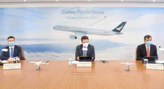 【會議直擊】國泰航空對貨運需求樂觀 主席賀以禮:回到疫情前水平要2024年