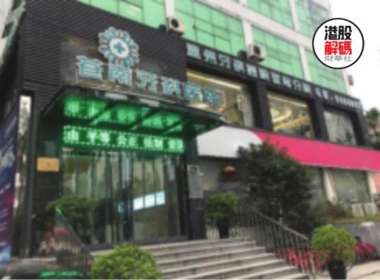 【IPO前哨】異於眼科,警惕中國口腔醫療「美麗面紗」下的成長陷阱!
