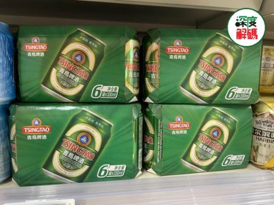 財華聚焦 品鑒啤酒股:青島啤酒高端正發力,估值具競爭力