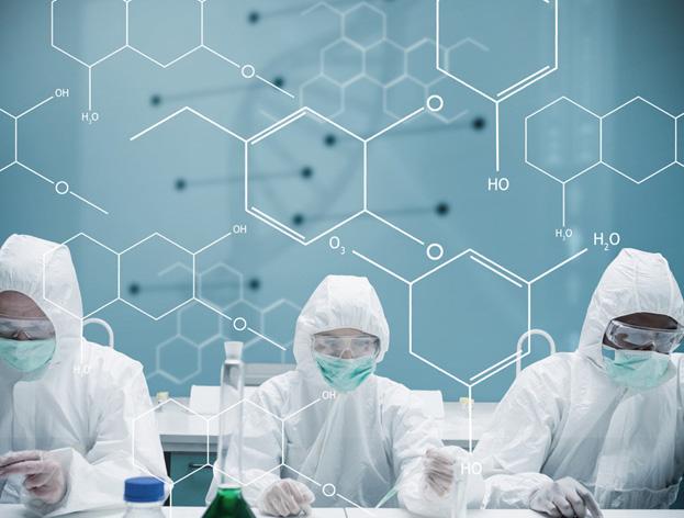 生物科技设计图